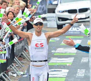 vladimir savic Ironman Copenhagen 2013 Finish