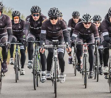 preview - vladimir savic training group bike ride